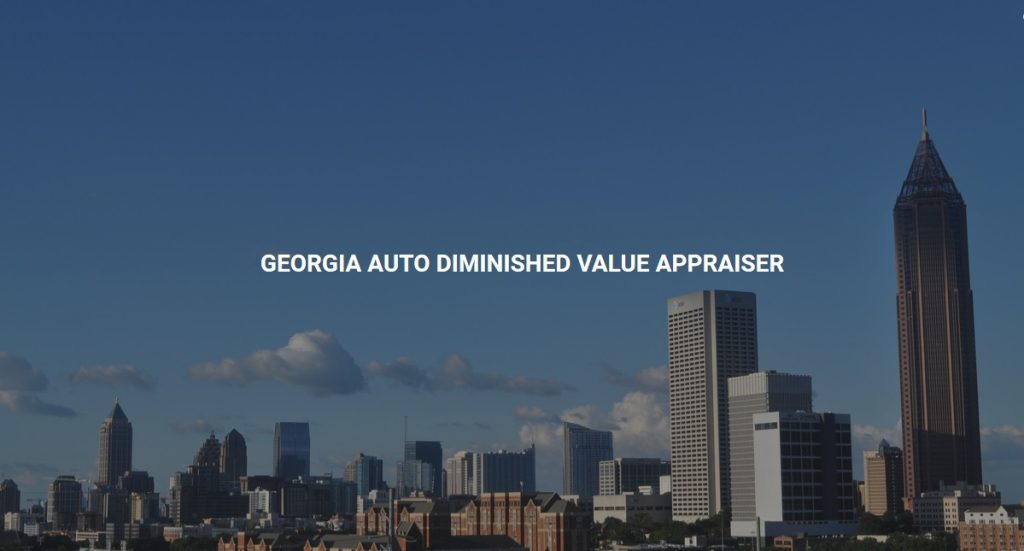 georgia diminished value appraiser 772-359-4300