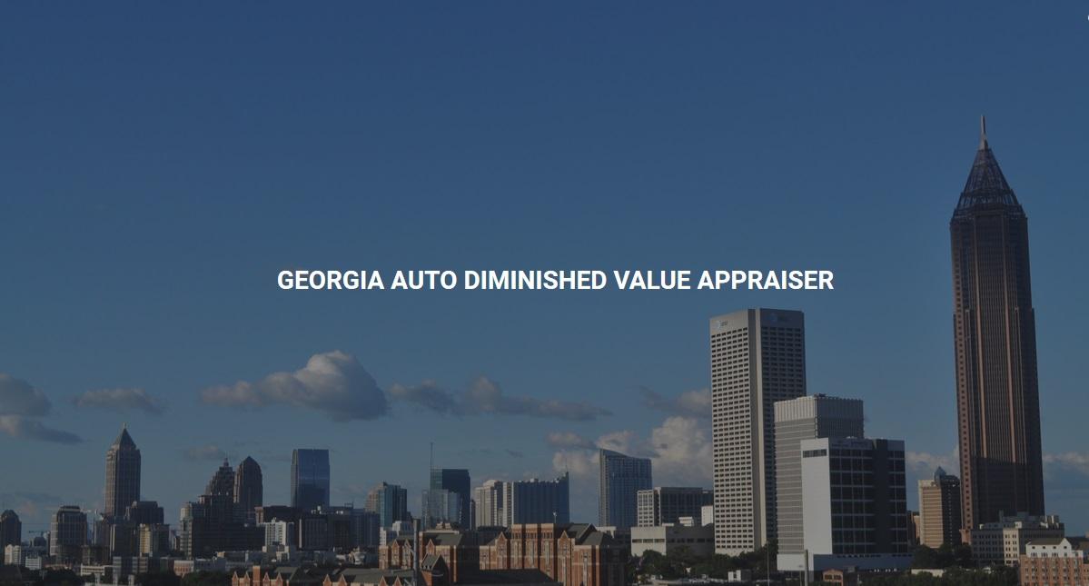 georgia diminished value appraiser 772-359-4300