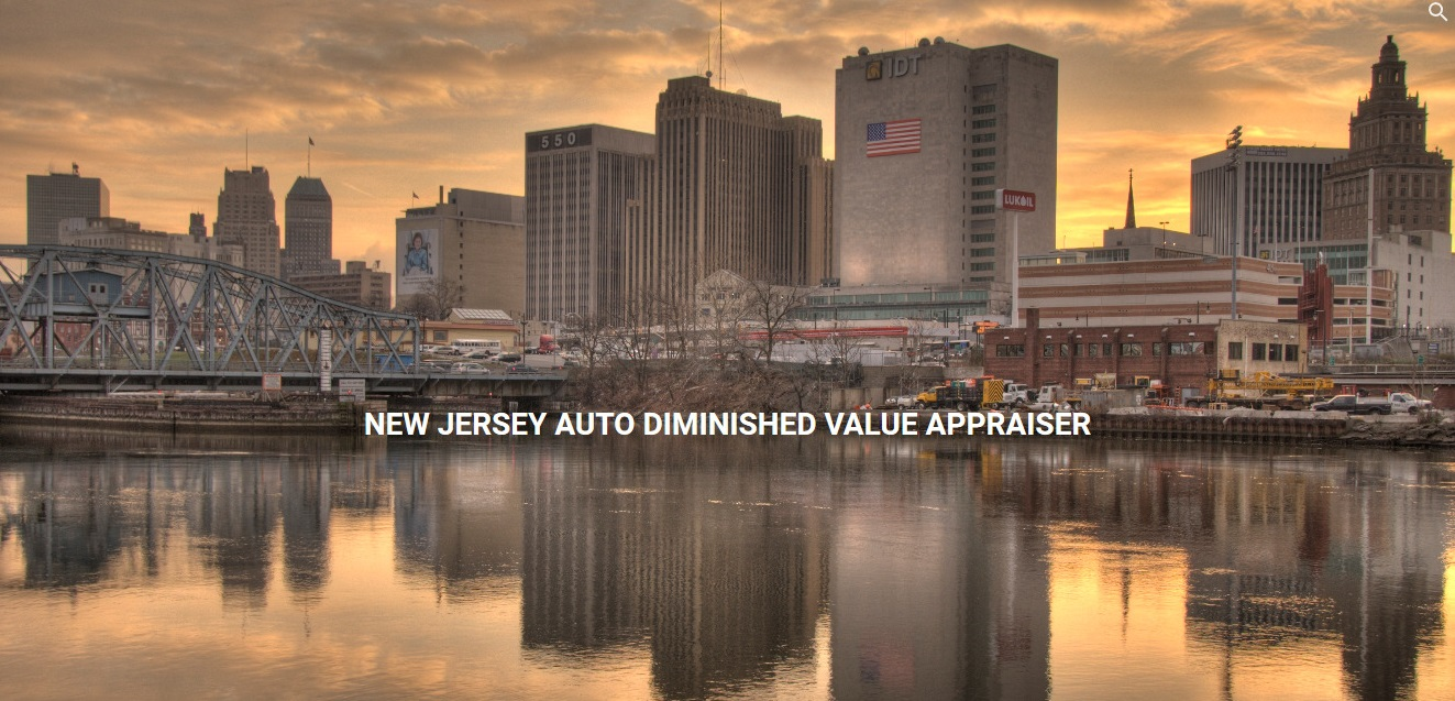 New Jersey Auto Diminished Value Appraisal 772-359-4300