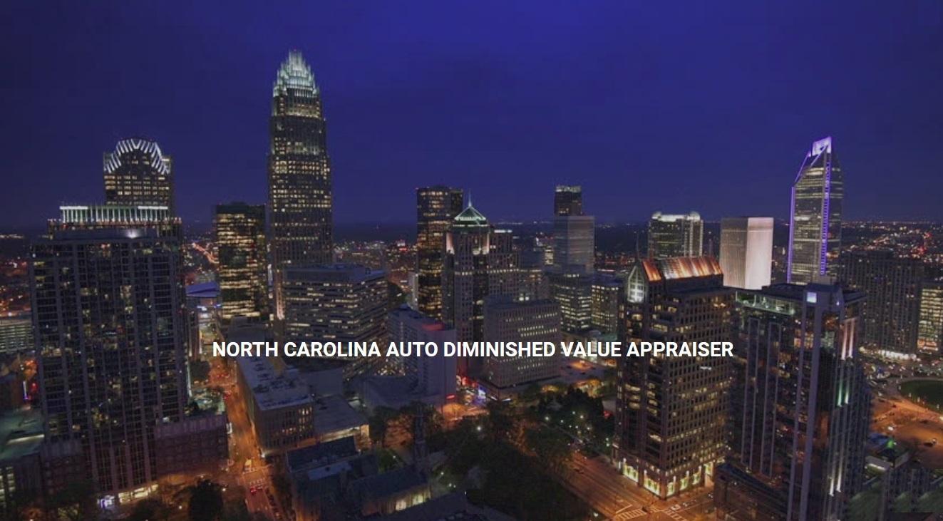 North Carolina Diminished Value Appraisal 772-359-4300