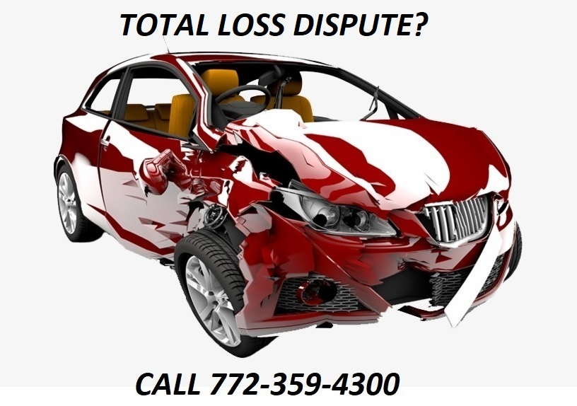 TOTAL LOSS DISPUTE
