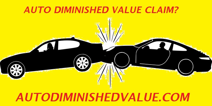 AUTO DIMINISHED VALUE CLAIM? AUTODIMINISHEDVALUE.COM